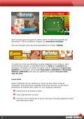 Guide partenaire GameDuell - Page 7