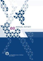 BIM Annual Report 2008 - Ludwig Boltzmann Institut für ...