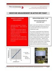 Fluidized Bed Application – Yeast & Pharmaceuticals - Process ...