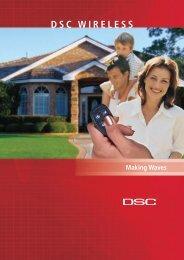 dsc wireless family brochure - Elvey Security Technology