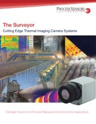 to View Surveyor Series of Thermal Imaging Cameras - Process ...