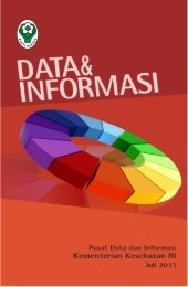 Booklet Data & Informasi Juli