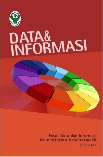 Booklet Data & Informasi Juli