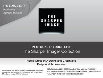 The Sharper Image® Collection - RTA Products