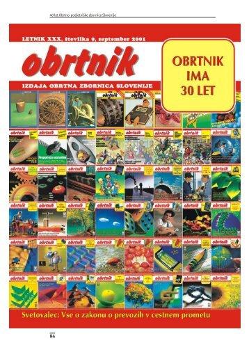40 let Obrtno-podjetniške zbornice Slovenije - OZS
