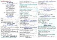 Programa - Junta de Andalucía