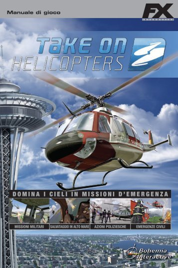 Take on helicopters - Manuale digitale - FX Interactive