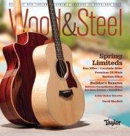 Soundings - Taylor Guitars