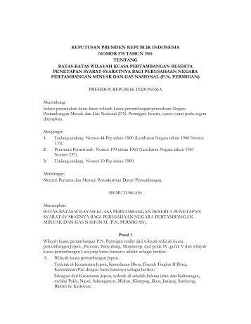 KEPPRES_1961_578_BATAS-BATAS WILAYAH ... - PTA Makassar