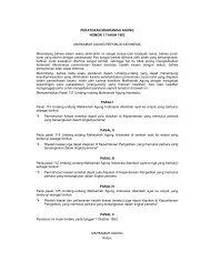 Surat Edaran Mahkamah Agung Nomor 5 Tahun 1984 Ms Aceh