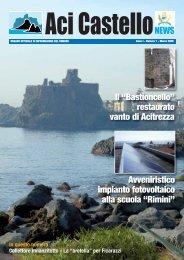 Anno I - Numero 1 - Marzo 2 - Comune di Aci Castello