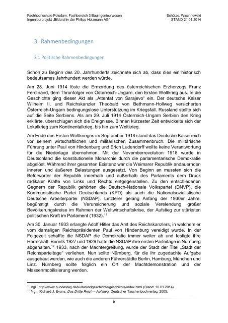 Die Kongresshalle Nürnberg - Bildarchiv der Philipp Holzmann AG