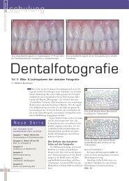 Dentalfotografie - Elektrojournal.at