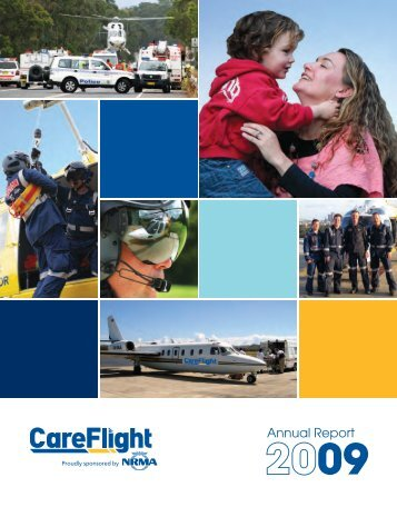Annual Report 2009 - CareFlight