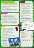 Green Events checklist - World Forum - Page 2