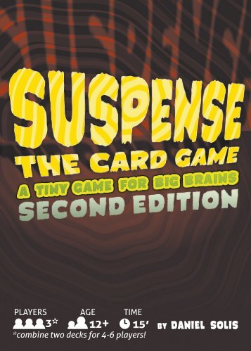 Suspense Rules - Second Edition