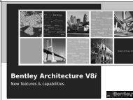 Bentley Architecture V8i