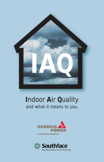 Indoor Air Quality and what it means to you - Southface