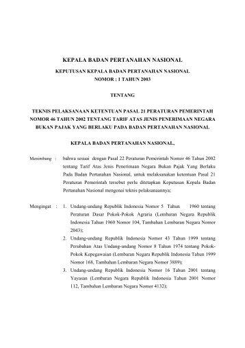 Teknis Pelaksanaan Ketentuan Pasal 21 Peraturan Pemerintah