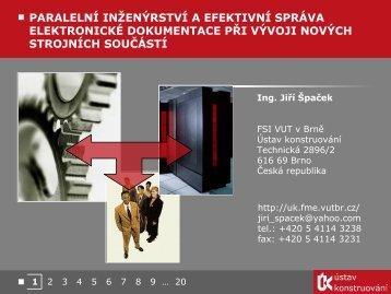 1 - Vysoké učení technické v Brně