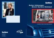 Buiten Volkswagen Binnen Sortimo Globelyst - Ellermeyer