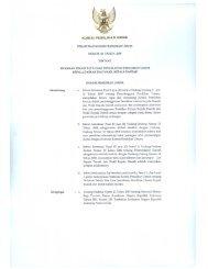 Peraturan KPU Nomor 68 Tahun 2009 Tentang Pedoman Tata Cara ...