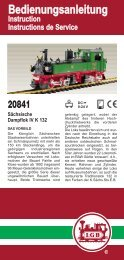 20841 Umbruch 5fb - Only Trains