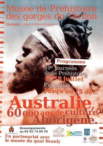 Programme - Alpes-de-Haute-Provence