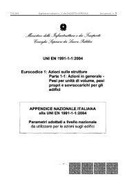 Supplemento ordinario n. 21 alla GAZZETTA UFFICIALE Serie ...