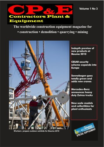 The worldwide construction equipment ... - Contractors World
