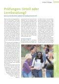 Prüfungen: Urteil oder Lernberatung? - The English Academy - Seite 3