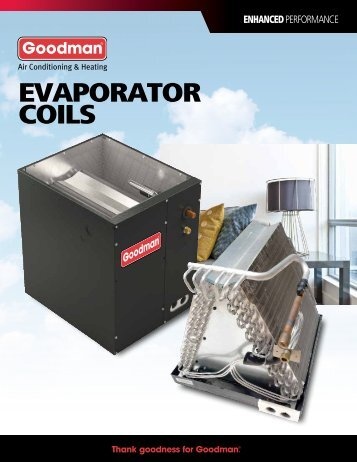 EVAPORATOR COILS - Goodman