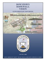 Final-Downtown-Plan - the City of Hopewell Virginia