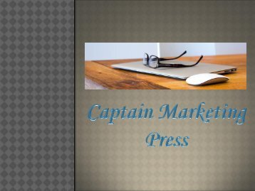 Captain Marketing Press