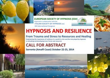 Early Bird Registration & Call for Abstract Forms - European Society ...
