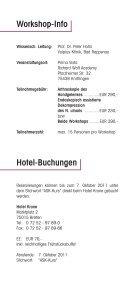 Programm als PDF - Endoscopy Workshops - Seite 5