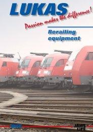 LUKAS Rerailing System - Hasmak.com.tr