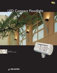 LED Compact Floodlight - Kim Lighting