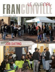 Octobre 2012 - Franconville