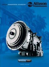 Allison 2200 Six-Speed Motor Home Transmission - Klenger.net
