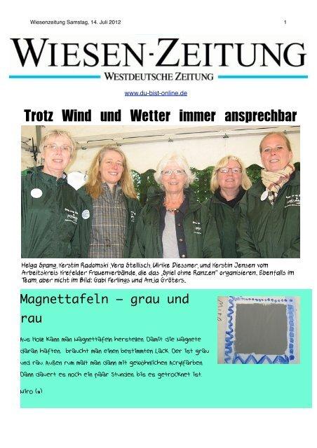 Bunte Töpfe für bunte Blumen - Du-bist-online.de