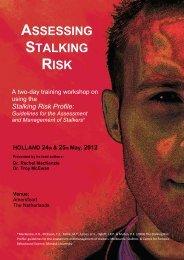 ASSESSING STALKING RISK - RINO Groep