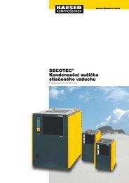 secotec - Kaeser Kompressoren sro