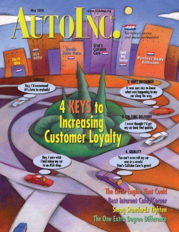 4 Keys To Increasing Customer Loyalty - Mitchell International