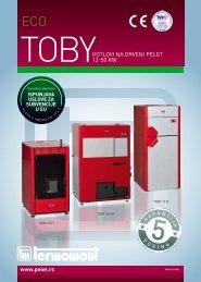Prospekt TOBY - PVF Traders