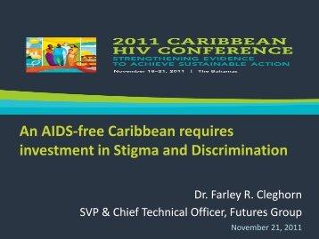 plenary presentation - Health Policy Project