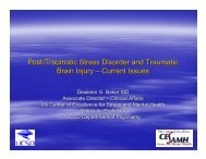 Post-Traumatic Stress Disorder and Traumatic Brain ... - Idahotbi.org