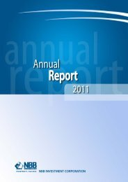 2011 Annual Report - Nbb