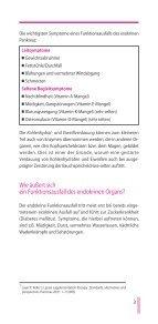 Die Bauchspeicheldrüse und ihre Erkrankungen - Gastro Liga - Page 3
