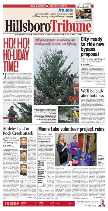 Moms take volunteer project reins - Portland Tribune